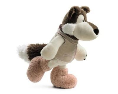 Собака Хаски девочка 50 см